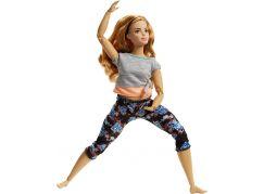 Barbie v pohybu oranžová