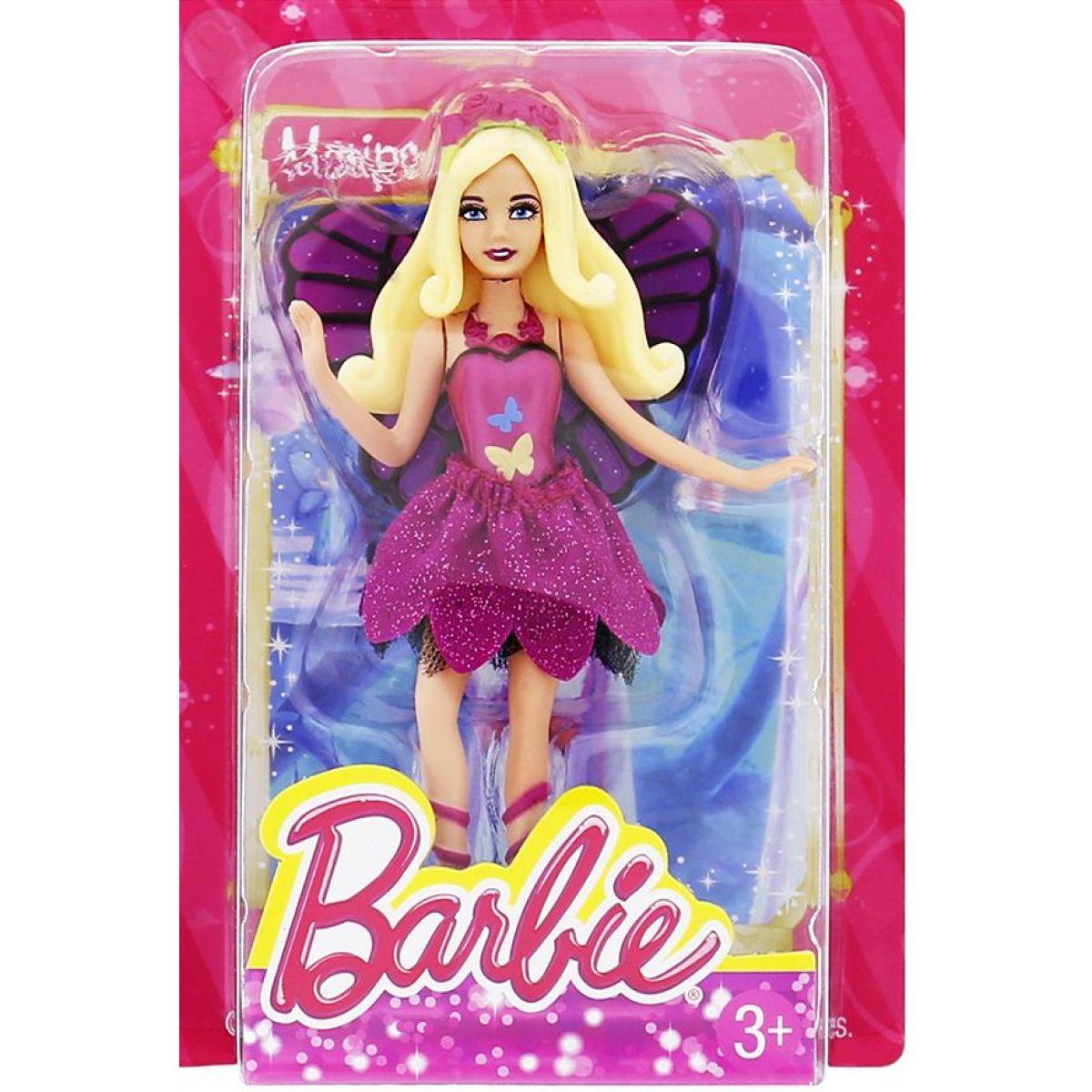 Barbie Mini princezna Mariposa