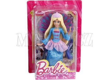 BARBIE V7050 Mini princezna - Rosella
