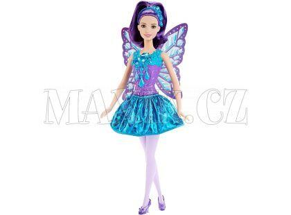 Barbie Víla s křídly - Fialové vlasy