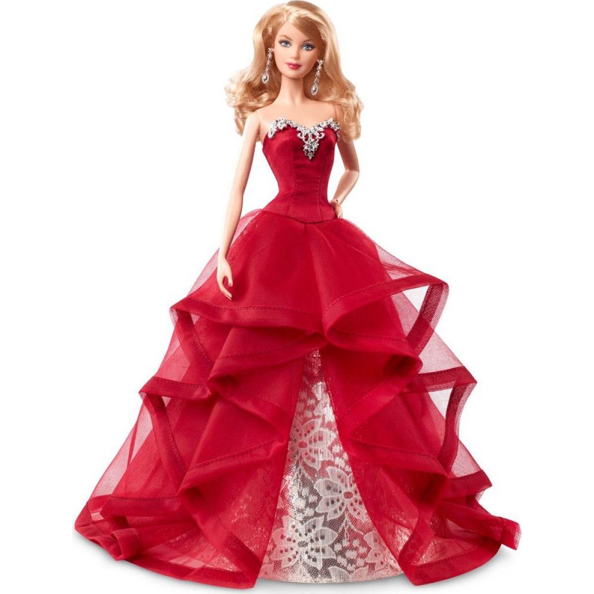 Barbie Vánoční Barbie