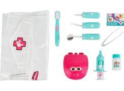 Barbie Zubařský set