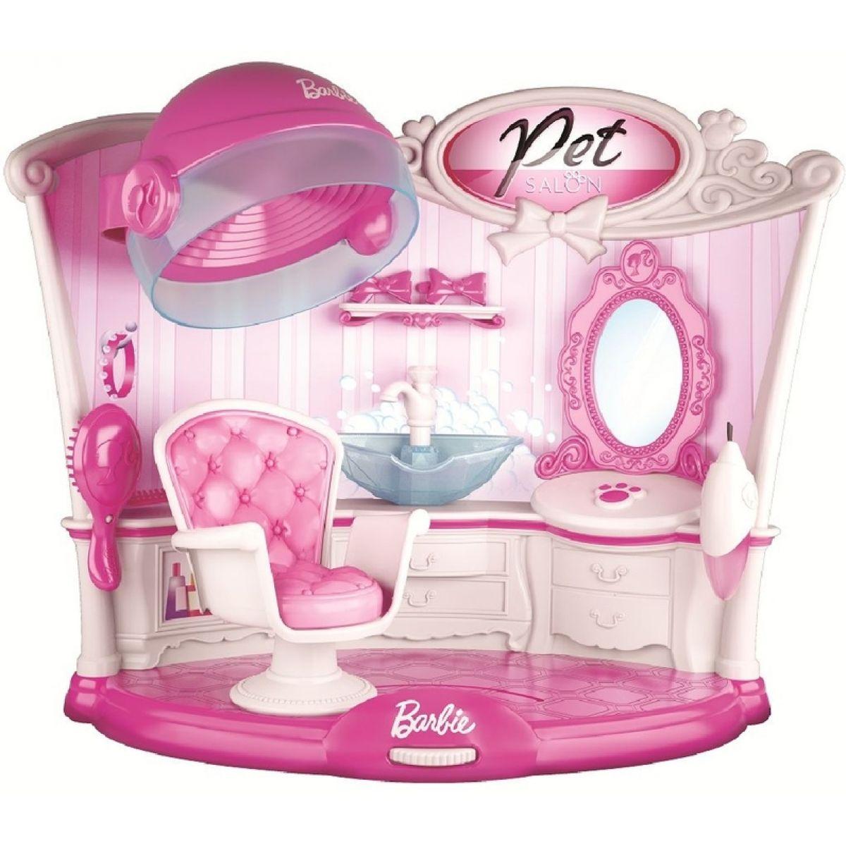 Barbie Zvířecí salón