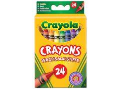 Crayola Barevné voskovky 24 kusů