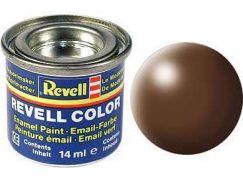 Barva Revell emailová 32381 hedvábná hnědá brown silk