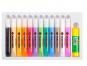 Barvy na sklo sada 12 barev10,5 ml 2