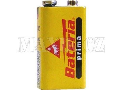Bateria Slaný CZ Baterie Prima 6F22/9V