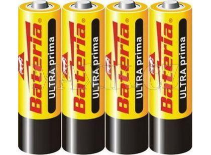 Bateria Slaný CZ Baterie Ultra Prima R6/AA 1,5V 4ks