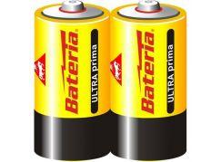 Bateria Slaný CZ Baterie Ultra Prima R20/D 1,5V 2ks