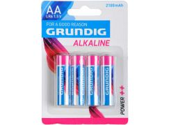 Baterie Grundig  LR6 AA 1,5V Alkaline 4ks
