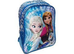 Batoh Frozen Lesklý Modrý