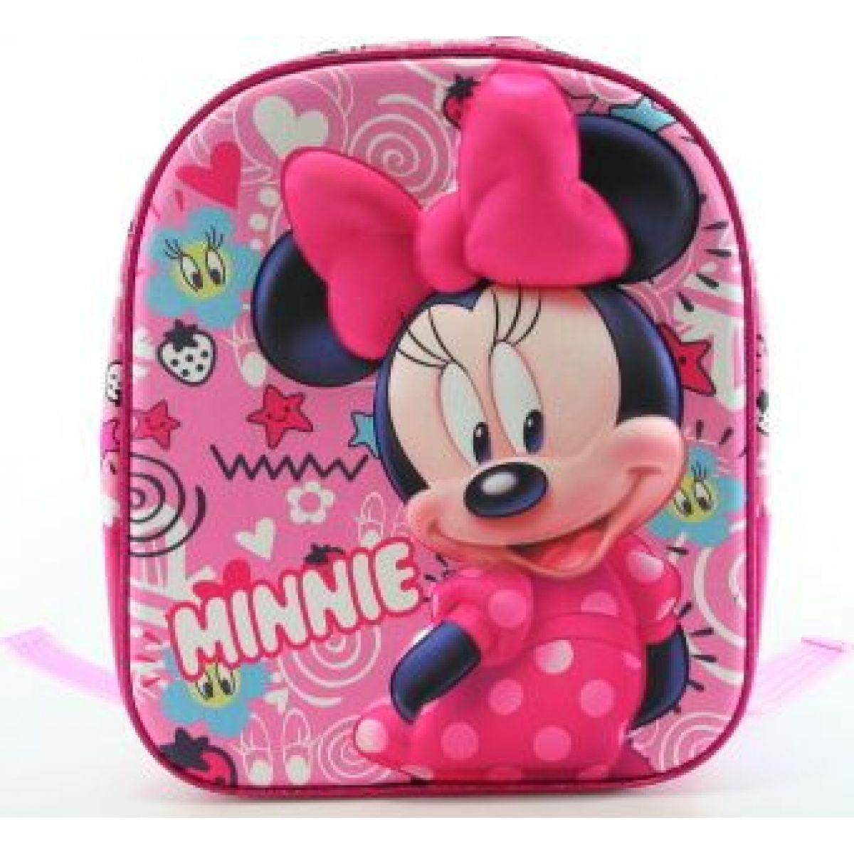 Batoh Minnie 3D