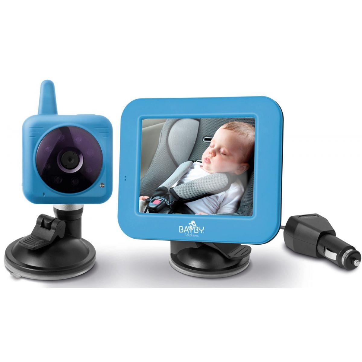 Bayby Digital video auto chůvička