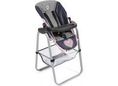 Bayer Chic 65526 Jídelní židlička a nosítko pro panenky