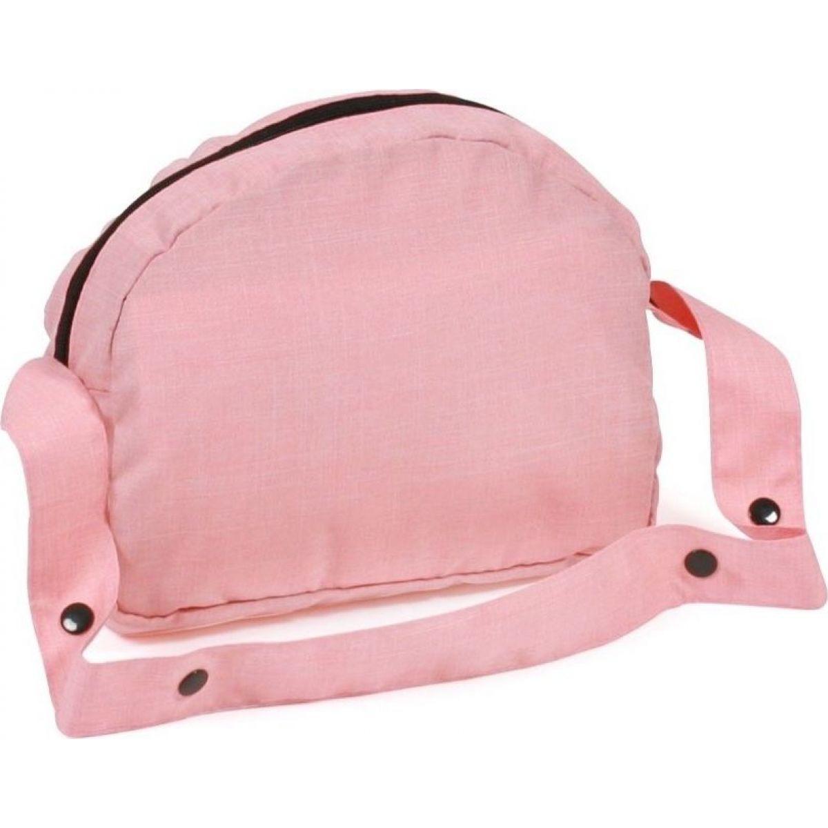 Bayer Chic 85314 Přebalovací taška ke kočárku - lososová