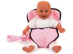 Bayer Chic Klokanka pro panenky - Pink Checker