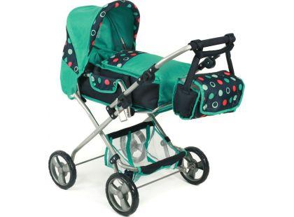 Bayer Chic Kočárek pro panenky Bambina - Menta