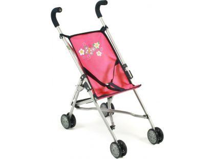 Bayer Chic Kočárek pro panenky Mini Buggy Roma - Red Dots