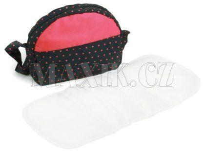 Bayer Chic Přebalovací taška ke kočárku - Coral