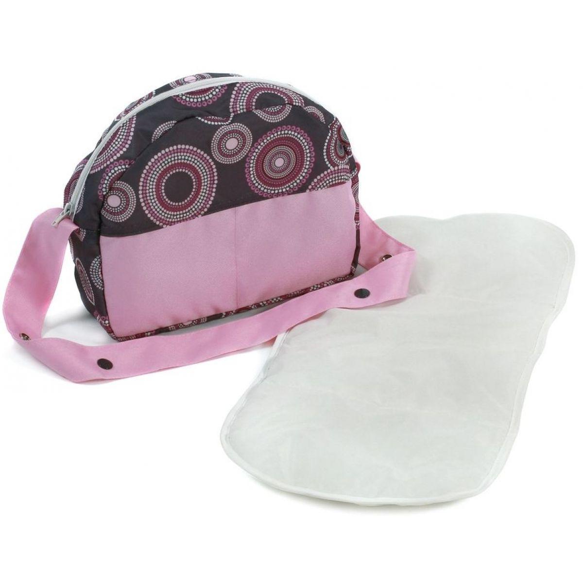 Bayer Chic Přebalovací taška ke kočárku - Rosy pearls