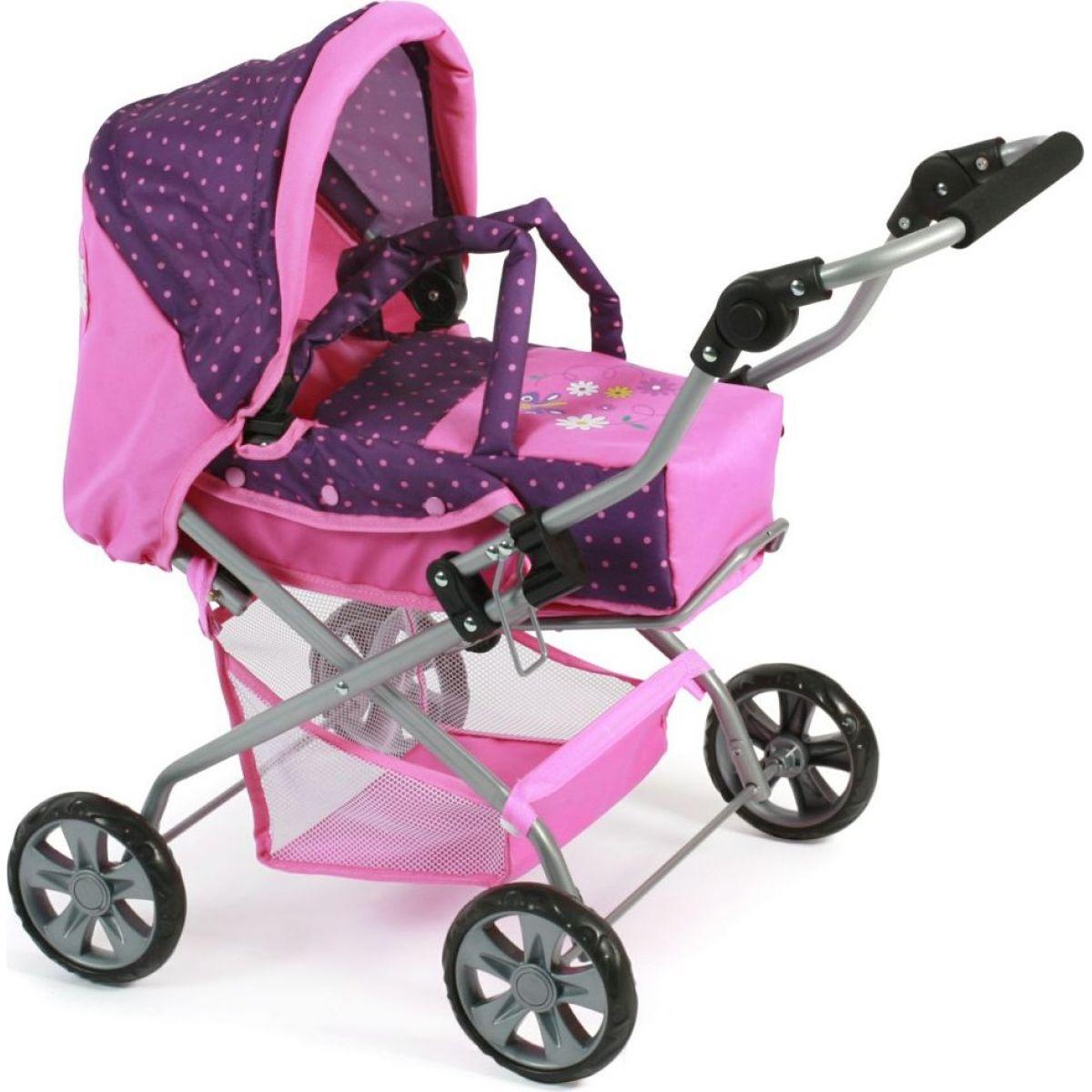 Bayer Chic Piccolina - Dots purple pink