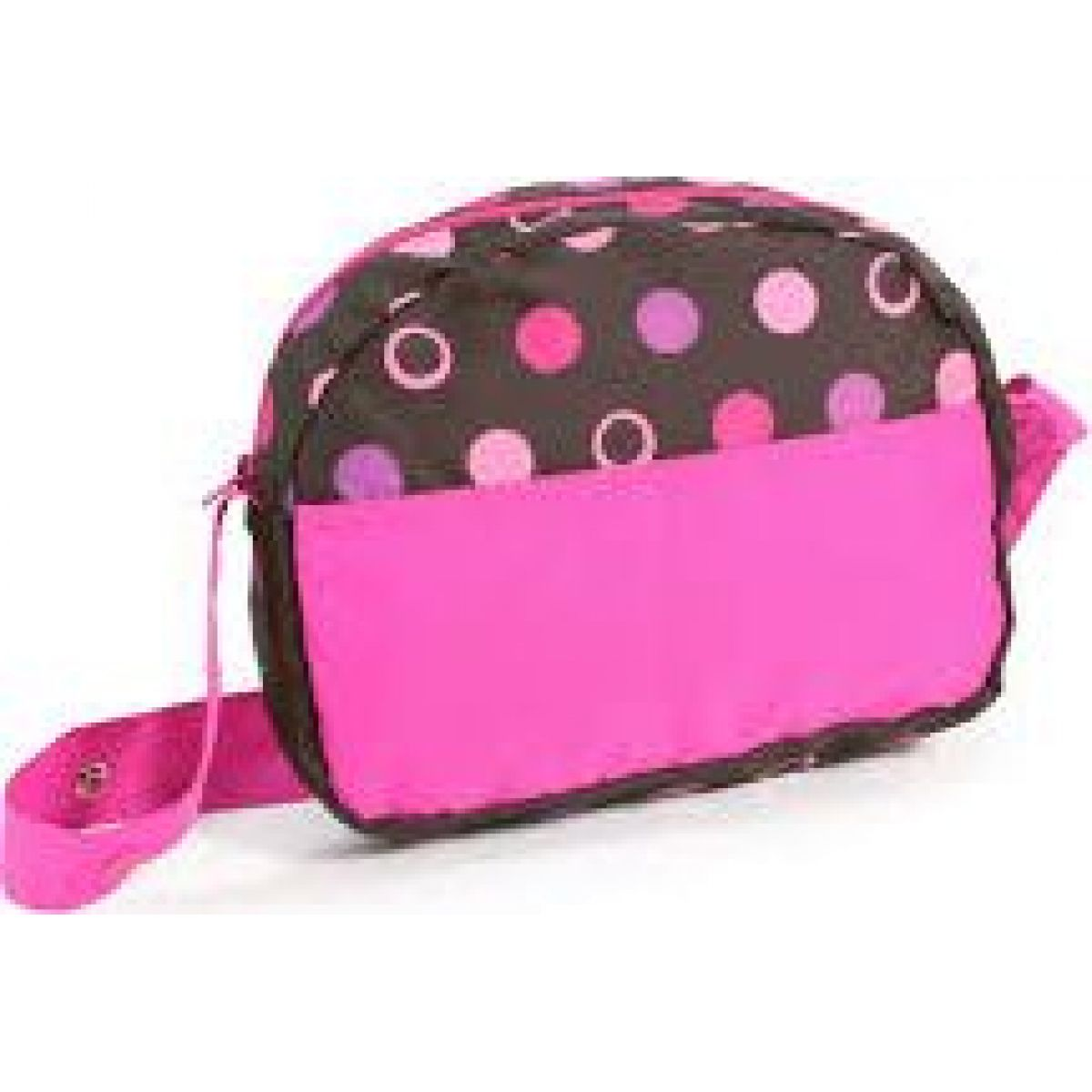 Bayer Chic Přebalovací taška - Pinky Balls