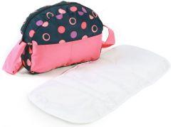Bayer Chic Přebalovací taška ke kočárku - Corallo