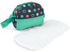 Bayer Chic Přebalovací taška ke kočárku - Menta