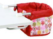 Bayer Chic Sedačka ke stolu - Ruby Red