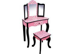 Bayer Chic Toaletní stolek růžový tygr