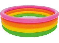 Bazén 168x46cm Intex 56441 - Zelené dno