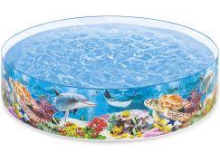 Bazén pevný 244x46cm Intex 58472 - Mořský svět