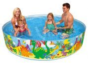 Bazén pevný 244x46cm Intex 58472 - Dinosauři