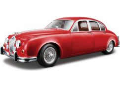 Bburago 1:18 Jaguar Mark 1959 Red 18-12009R