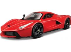 Bburago 1:18 La Ferrari červená