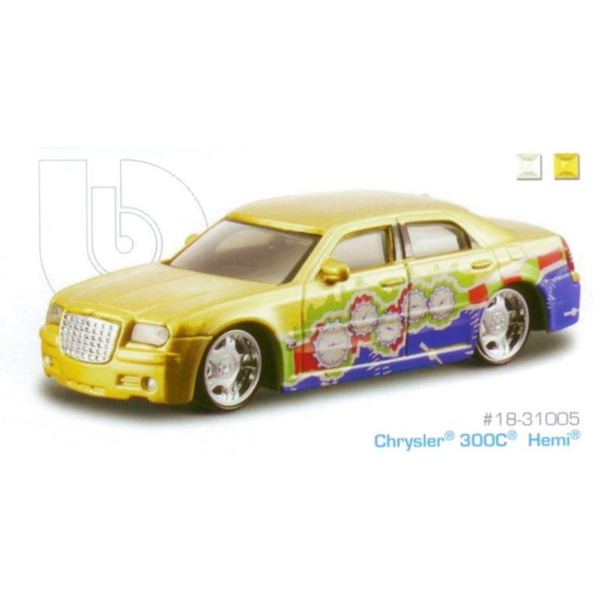 Bburago Chrysler 300C Hemi, tuning