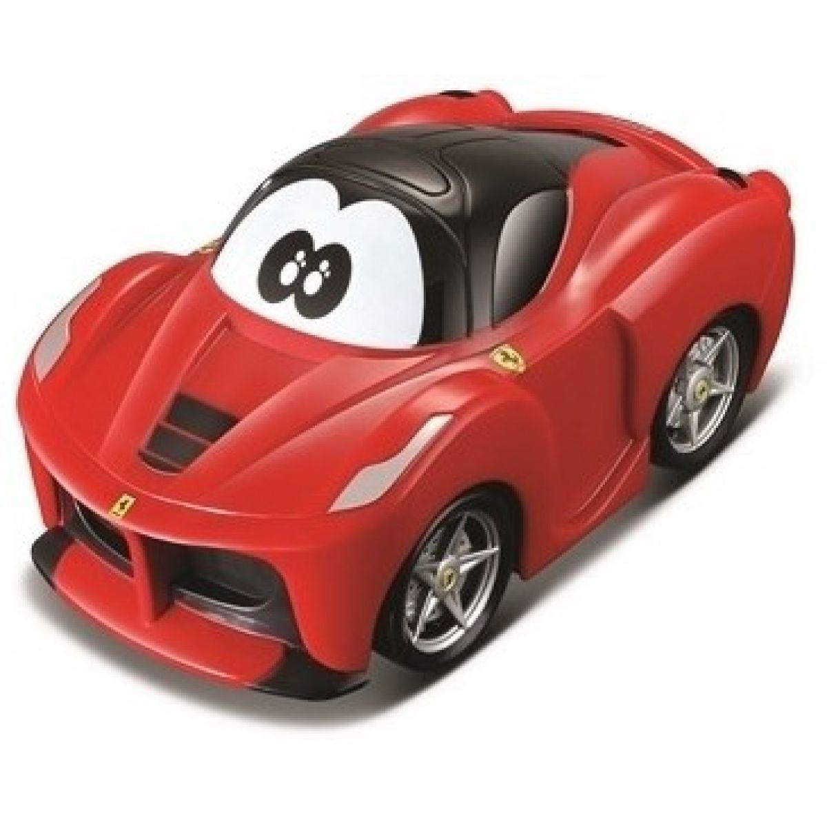 Bburago Ferrari plastové autíčko červené