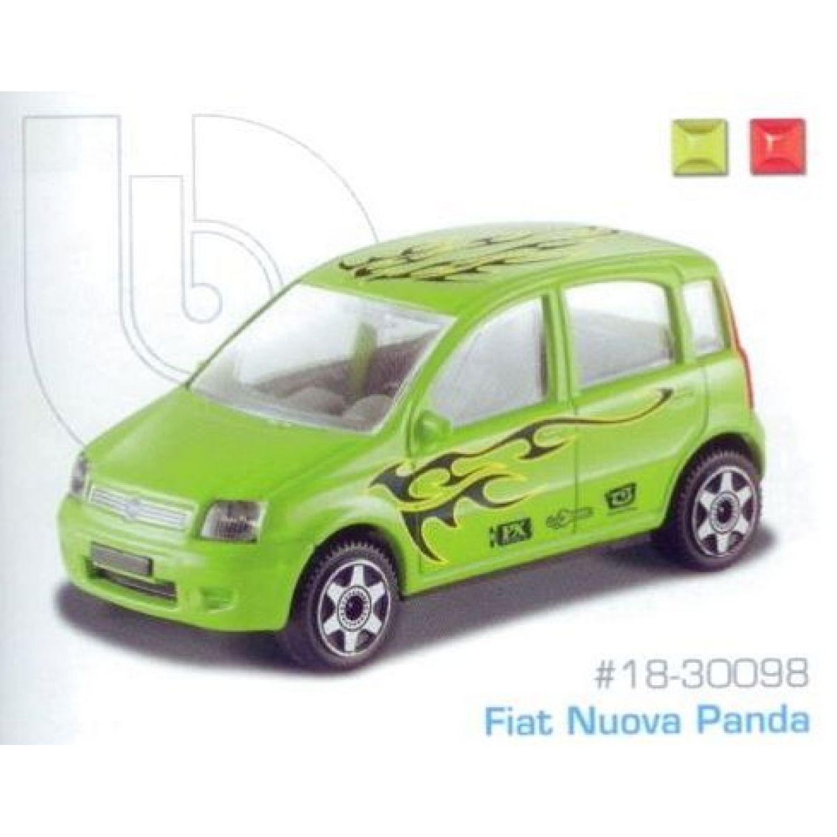 Bburago Fiat Nuova Panda