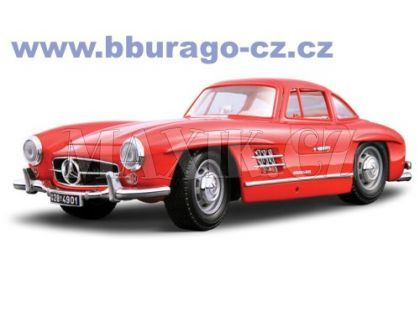Bburago Mercedes-Benz 300 SL (1954)