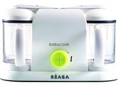 Béaba Parní vařič + mixér Babycook Plus neonový