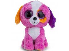 Beanie Boos PRECIOUS 24 cm růžový pes