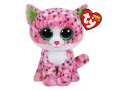 Beanie Boos SOPHIE 15 cm růžová kočka