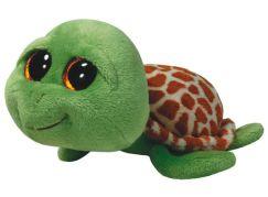 Beanie Boos ZIPPY 15 cm zelená želvička