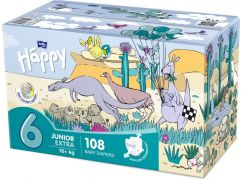 Bella Baby Happy Junior Extra Box á 54 x 2