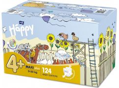 Bella Baby Happy Maxi Plus Box á 62 ks x 2
