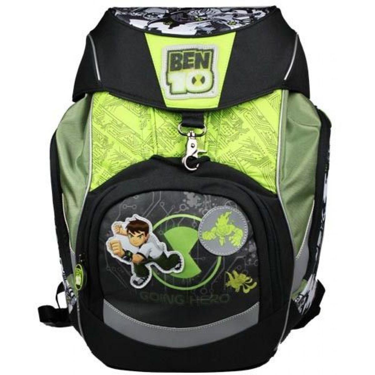 e82bddcafe Ben 10 Školní batoh 3-5 třída