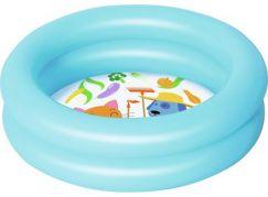 Bestway 51061 Bazén nafukovací 2 komory 61 cm modrý
