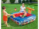 Bestway Angry Birds Nafukovací bazén 147x147x91cm 2