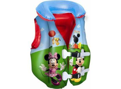 Bestway Disney Mickey/Minnie Nafukovací plavací vesta