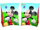 Bestway Disney Mickey/Minnie Nafukovací rukávky - Mickey Mouse